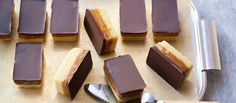 Liam's Salted Peanut Millionaire's Shortbread | The Great British Bake Off