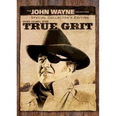 A John Wayne Classic. The movie he won an academy award for.