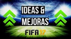 IDEAS & MEJORAS para FIFA 17 - Wishlist || FUT 17 - http://tickets.fifanz2015.com/ideas-mejoras-para-fifa-17-wishlist-fut-17/ #FIFA17