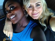 Taystee and Piper