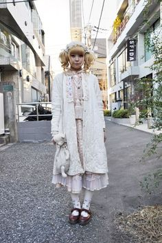 Japanese fashion: Cult Party Kei
