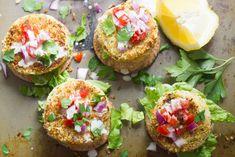 Vegan Loaded Baked Potato Skins – Little Blue Plates Vegan Foods, Vegan Vegetarian, Vegetarian Recipes, Vegan Meals, Vegetarian Picnic, Keto Foods, Keto Meal, Health Foods, Vegan Snacks