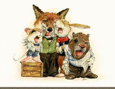 Jim Harris Illustrator | Award-Winning Whimsical Illustrations | Lighthearted Detailed Children's Art