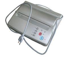 SPIRIT Thermal Hectograph Printer Tattoo Stencil Flash Copier Machine