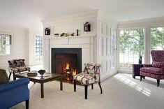 Charles Edwards Hallway Gallery - great windows