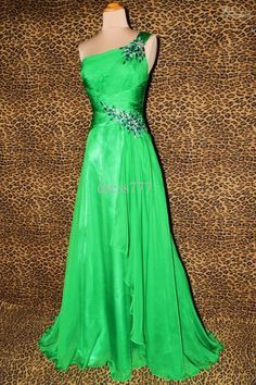 Emerald Green Prom Dresses | … EMERALD GREEN PROM PAGEANT EVENING FORMAL LONG BALL GALA GOWN DRESS | best stuff