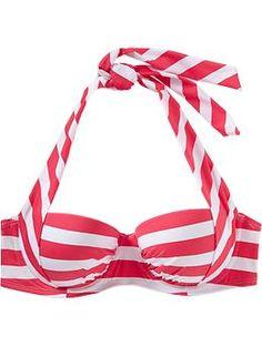 Striped Halter - cute