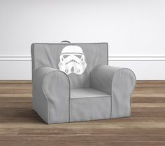 <em>Star Wars</em>™ Stormtrooper™ Crewel Anywhere Chair<sup>®</sup>