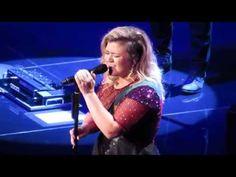 Kelly Clarkson synger «Purple Rain» på scenen. Men når hun nærmer seg slutten? Fantastisk. | Viral'o'Mania.com