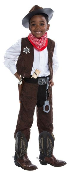 Deluxe Cowboy Dress Up Kit
