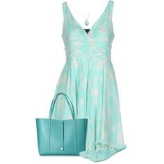 Flip Flops by daiscat on Polyvore featuring moda, Tiffany & Co. and Ippolita