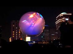 Pufferfish Showreel - Spherical Projection - YouTube