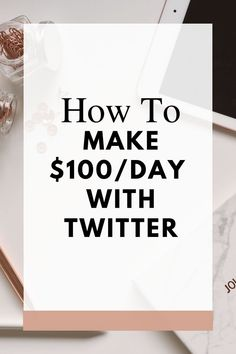 In this video, you'll find best free method to make money, How To Make Money On Twitter without followers You'll learn a how to make $100 per day you need to simple task to earn money using this How To Make Money On Twitter that works in 2021 that requires no effort to earn online income.