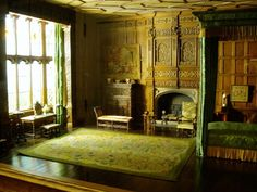 Interior of an Old House ix by ~NKG--stockpile on deviantART