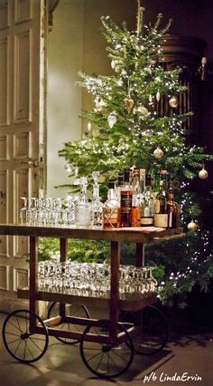 Cupboards, Cabinets, Bar Scene, Christmas Entertaining, Wonderful Time, Happy New Year, How To Memorize Things, Merry, Home Decor