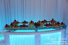 Fruit Table for Wedding at Royal Palace Banquet Hall Glendale CA 818.502.3333