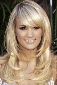 Resultado de imagen de cortes de pelo liso media melena cara alargada