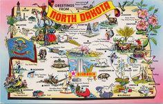 North Dakota, State of the Week. Please post pins showcasing the beauty of North Dakota. Happy pinning!