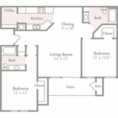Brian Road Ground Floor Plan Ideas for the House Pinterest