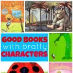 Good Books With Bratty Characters               { and why you should check them out }