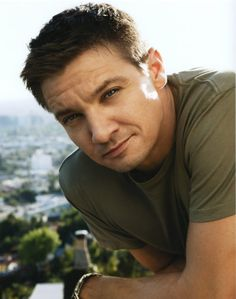 jeremy renner | academy award nominee jeremy renner who next appears as hawkeye in ...