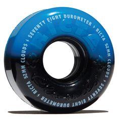 Ricta Cloud Duotones 78a Skateboard Wheels