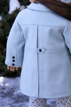 American Girl Doll Clothes Pattern. Noodle by NoodleClothing                                                                                                                                                                                 More