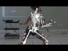 Tracking fencing sword nuances through motion capture - YouTube