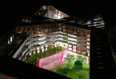 '8 house' by BIG architects in copenhagen, denmark