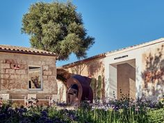 A two-year conservation project saw the three buildings converted into a 1,500-square-metre cultural hub. Joan Miro, Menorca, Zurich, Somerset, Monuments, Saint Moritz, Terrazo, Stone Masonry, Design Hotel