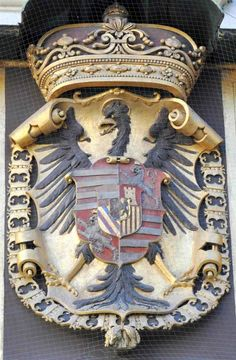 Coat of arms of the Habsburg dynasty