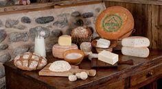 Valle d'Aosta - Sapori unici, con un passato e una storia da raccontare. I prodotti tipici DOP  sono concentrati nel campo dei salumi e dei formaggi. Prodotti da gustare in abbinamento con i migliori vini DOC sempre della Valle d'Aosta.