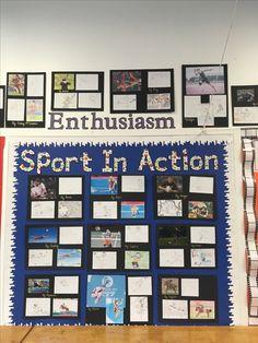 Sports Action Art