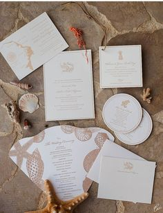 Our Muse – Ceci-Inspired Destination Style Tablescape - Wedding Invitations - ashley baber weddings, invitations, letterpress printing, menus, programs, wedding