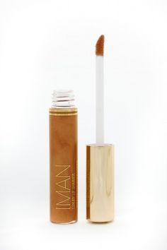 Tropical  - Brillant à Lèvres Irisé - Lip Shimmer - Iman Cosmetics
