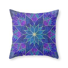 Society6 Lotus 2 - Blue And Purple Throw Pillow Indoor Co... http://www.amazon.com/dp/B01FNDASC8/ref=cm_sw_r_pi_dp_uJltxb1H5301Z