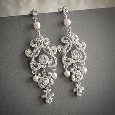 Etsy Shop GlamorousBijoux – Vintage Inspired, Pearl Bridal Jewellery