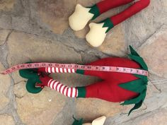Elf butt with Legs for Christmas tree decorations Blue Christmas Decor, Christmas Elf, Christmas Crafts, Christmas Ornaments, Christmas Present Boxes, Christmas Presents, Elf Decorations, Christmas Tree Decorations, Elf Legs