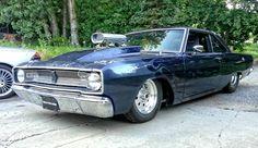 1967 Dodge Dart Pro Street.