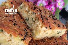 Patates Keki (Çok pratik) Tarifi Turkish Kitchen, Salty Cake, Food Dishes, Chocolate Cake, Banana Bread, Food And Drink, Desserts, Recipes, Pizza