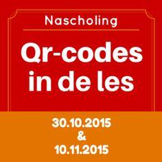 Nascholing - QR Qr Codes, Coding, Programming
