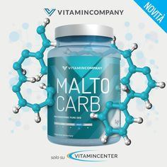 Malto Carb 1 kg Naturale Malta, New Product, Container, Canisters