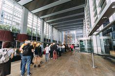 Sydney Open 2014 inside the Deutsche Bank building.   Photo © Haley Richardson for Sydney Living Museums.