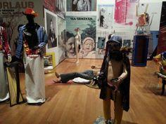 Isa Genzken Exhibit, MoMA