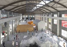 Urban Constellation - Museum of Contemporary Architecture Exhibition Scheme (3)