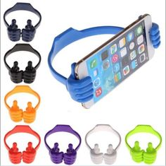 Newly-Universal-Thumb-Up-Mobile-Phone-Stand-Holder-Bracket-Mount-For-Cellphone