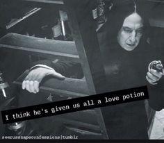 ❤️❤️ Severus Snape
