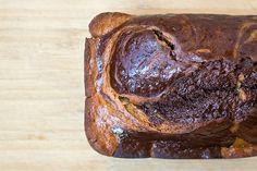 Marbled Banana Bread | Post Punk Kitchen | Vegan Baking & Vegan Cooking