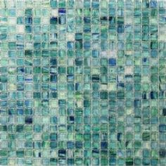 Celeste Summery Bloom Glass Tile - Pool Tiles - Browse By Project