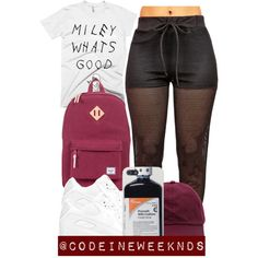 10:21:15 by codeineweeknds on Polyvore featuring moda and NIKE
